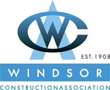WCA Windsor Construction Association Logo